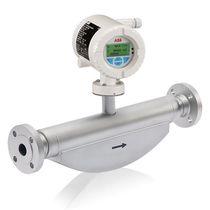 Caudalímetro de efecto Coriolis / para líquido / compacto / digital