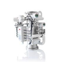 Caudalímetro para gas / compacto / bidireccional / de puntos multiples