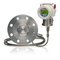 Transmisor de presión absoluta / de membrana / digital / a distancia