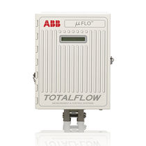 Calculador de caudal para líquido y gas