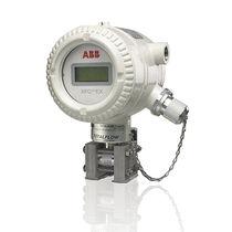 Calculador de caudal para gas