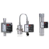 Caudalímetro de área variable / para líquido / con tubo de metal / en línea