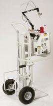 Analizador de hidrógeno / de gas / de concentración / portátil