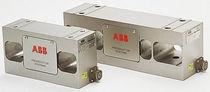 Celda de carga tipo viga / de galga extensométrica / para control de tensión de bandas