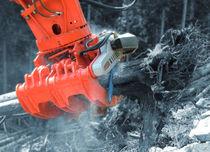 Pulpo hidráulico / para excavadoras / de leña / para tubos