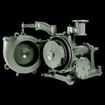 Bomba para fangos / centrífuga / de cebado estándar / de carga