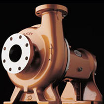 Bomba para fangos / eléctrica / centrífuga / para la industria química