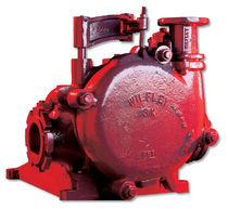 Bomba para fangos / eléctrica / centrífuga / para fluido abrasivo