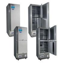 Congelador de laboratorio / de baja temperatura / vertical / de acero inoxidable
