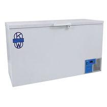 Congelador de laboratorio / de baja temperatura / de acero inoxidable / para plasma sanguíneo