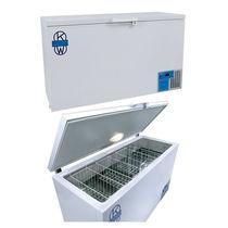 Congelador de laboratorio / de baja temperatura / de tipo arcón / de acero inoxidable