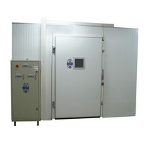 Cámara frigorífica de laboratorio