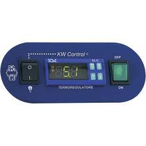 Regulador de temperatura digital / con pantalla LED / termoeléctrico / IP65