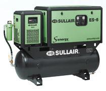 Compresor de aire / portátil / de tornillo / rotativo