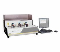 Probador de permeabilidad a los gases / para embalaje