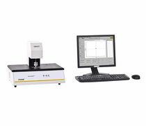 Sistema de medición de espesor / por contacto directo / para material en hojas / para papel
