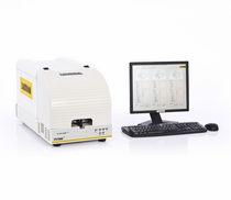 Aparato de medición de permeabilidad a los gases / benchtop / para muestra de polímeros