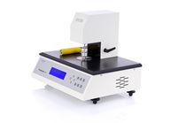 Aparato de medición de espesor / benchtop / para muestra de polímeros / de laboratorio
