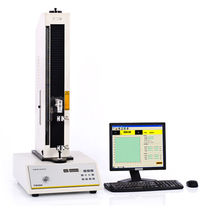 Máquina de prueba universal / resistencia a la tracción / para material flexible / electromecánica