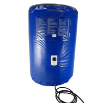 Calentador de bidón manta calefactora / con gradiente térmico / de alta temperatura / para barriles metálicos