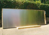 Panel de blindaje CEM / de botón / de metal / para tejados