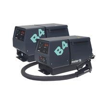 Máquina para aplicación de cola en caliente