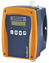 Caudalímetro por ultrasonidos / para líquido / resistente a los productos químicos