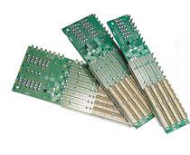 Placa base CompactPCI / 06-10 ranuras