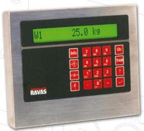 Indicador de pesaje digital / portátil / estanco / para carretilla elevadora