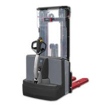 Apiladora eléctrica / con operador a pie / de pesaje