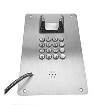 Teléfono con marcación automática / antivandalismo / estanco / resistente a las intemperies