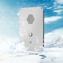 Teléfono antivandalismo / IP65 / estanco / resistente a las intemperies