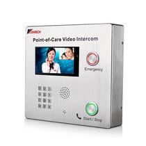 Interfono de emergencia / de vídeo / de audio / IP65