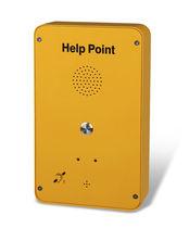 Teléfono antivandalismo / IP65 / resistente a las intemperies / SIP