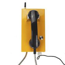 Teléfono de seguridad intrínseca / antivandalismo / IP65 / resistente a las intemperies