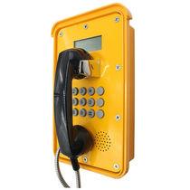 Teléfono de seguridad intrínseca / antivandalismo / IP66 / estanco
