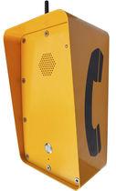 Teléfono antivandalismo / IP66 / estanco / resistente a las intemperies