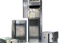 Router de comunicación / en chasis / industrial