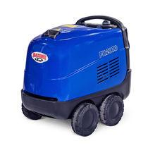 Limpiador de agua caliente / eléctrico / móvil / de alta presión