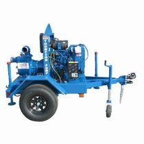 Bomba para aguas residuales / eléctrica / centrífuga / autocebante