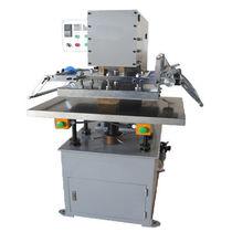 Máquina de dorado en caliente para gran superficie de impresión