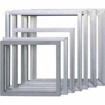 Marco para serigrafía de aluminio
