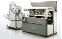 Máquina de serigrafia automática / de 3 colores / para la industria del vidrio