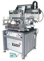 Máquina de serigrafia automática / para etiquetas / en plano