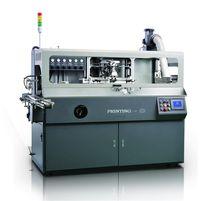 Máquina de serigrafia automática / para botellas / con sistema de polimerización por UV