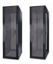 Caja eléctrica de acero / fijada al suelo / para rack para distribución eléctrica