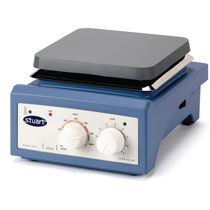Agitador de laboratorio magnético / horizontal / analógico / de placa caliente