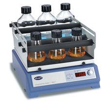Agitador de laboratorio magnético / digital / para vasos de precipitados / de matraz