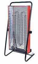 Calefactor radiante eléctrico / móvil