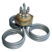 Calefactor de inmersión / para líquido / de convección